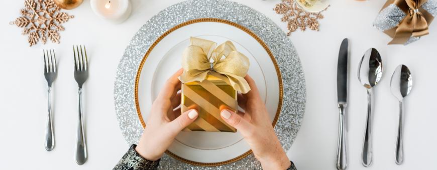 Cadeaus, kerstpakketten en relatiegeschenken